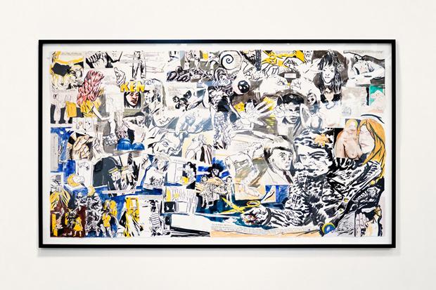 "Image of Raymond Pettibon ""Desire in Pursuyt of the Whole"" Exhibition Recap"