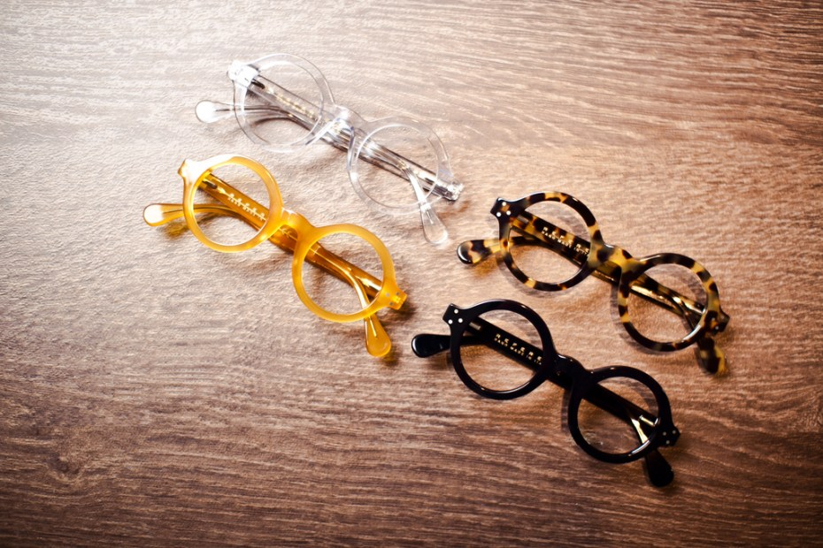 Image of Referee x Ocular Plus Rounded Frame Collection