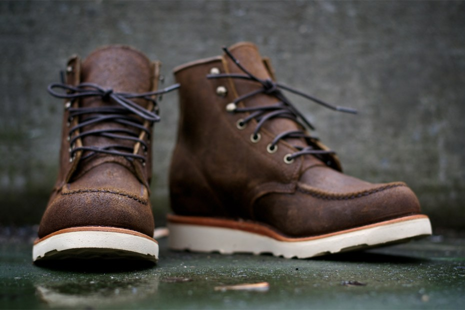 Image of Ronnie Fieg for Chippewa 2011 Fall/Winter Boots