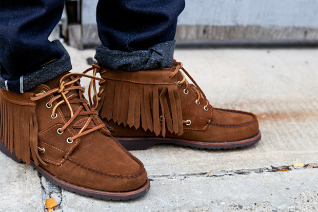 Image of Ronnie Fieg for Sebago 2011 Fall/Winter Iroquois Boots