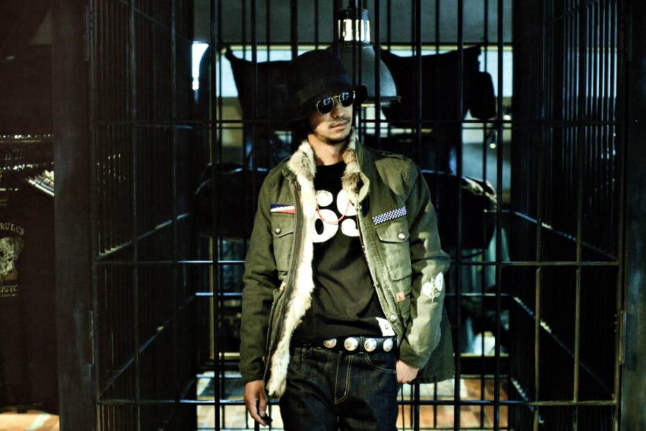 "Image of RUDO: NEIGHBORHOOD ""GIMME SHELTER"" & Shibuya Store Editorial"