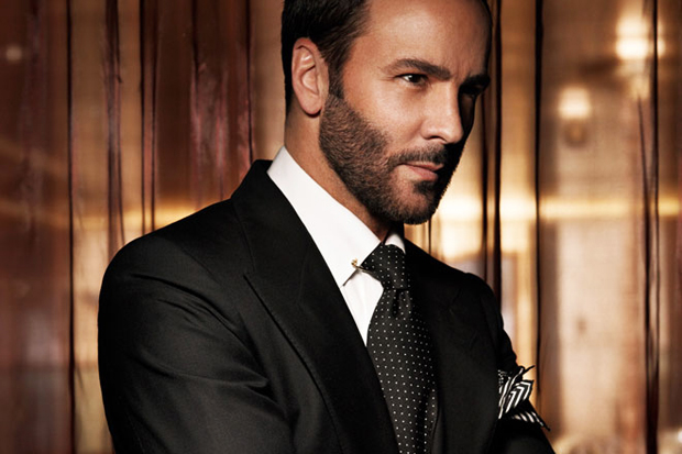 Image of Rumor: Tom Ford for H&M
