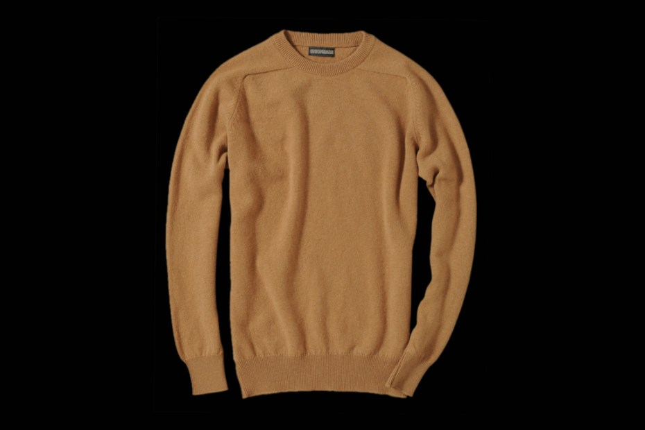 Image of Scott &amp; Charters for Unionmade Lambswool Sweaters