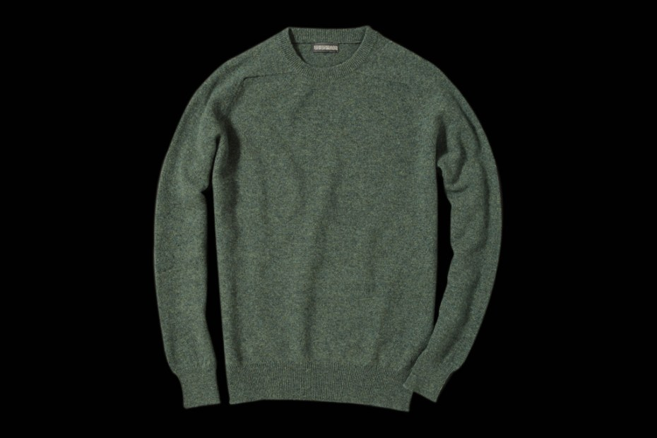 Image of Scott & Charters for Unionmade Lambswool Sweaters