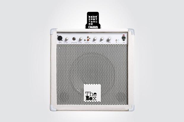 "Image of SELETTI ""The Box"" Speaker"