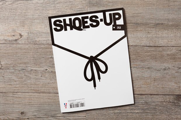 Image of SHOES-UP #32