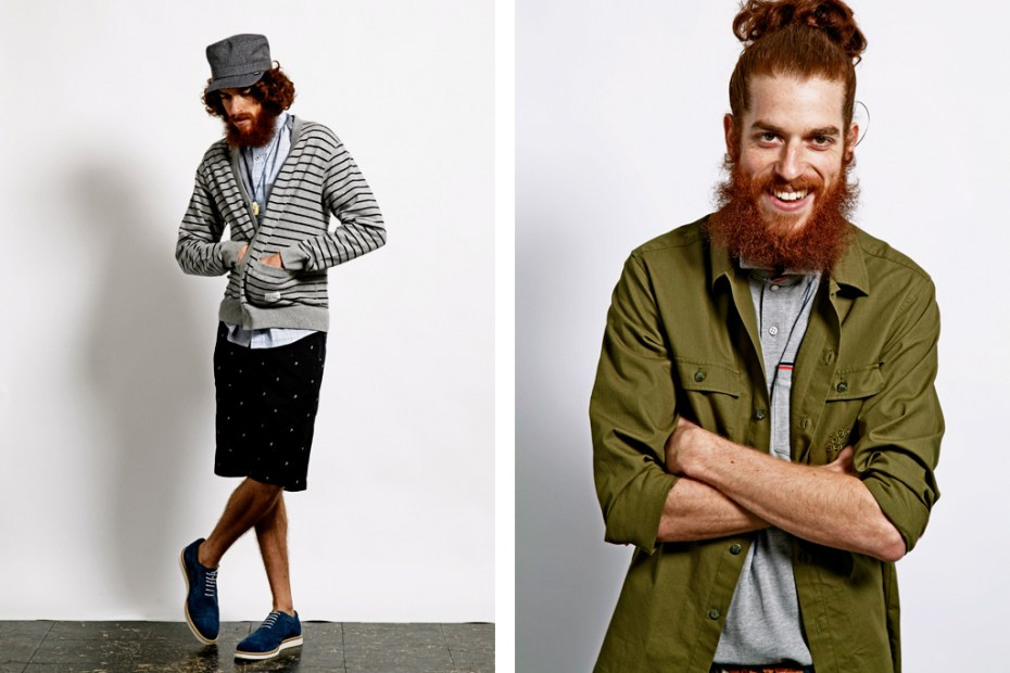 Image of Silas 2012 Spring/Summer Collection Lookbook