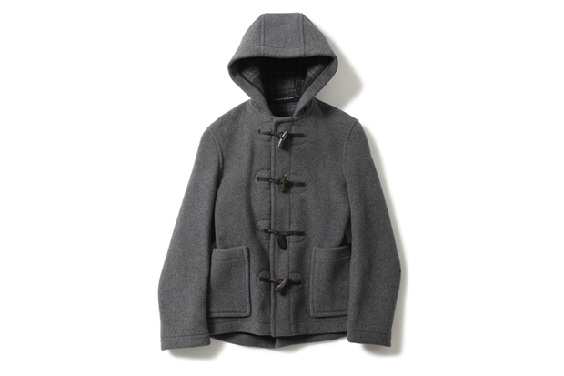 Image of Silas x London Tradition Duffle Coat