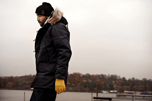 "Image of Spiewak 2011 Fall/Winter ""Golden Fleece"" Lookbook"