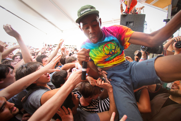 Image of SPIN Magazine 2011 December Issue featuring Odd Future