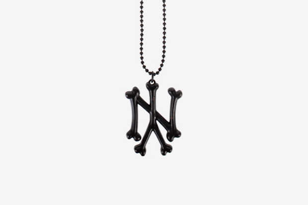 Image of SSUR &quot;NY Bones&quot; Necklace