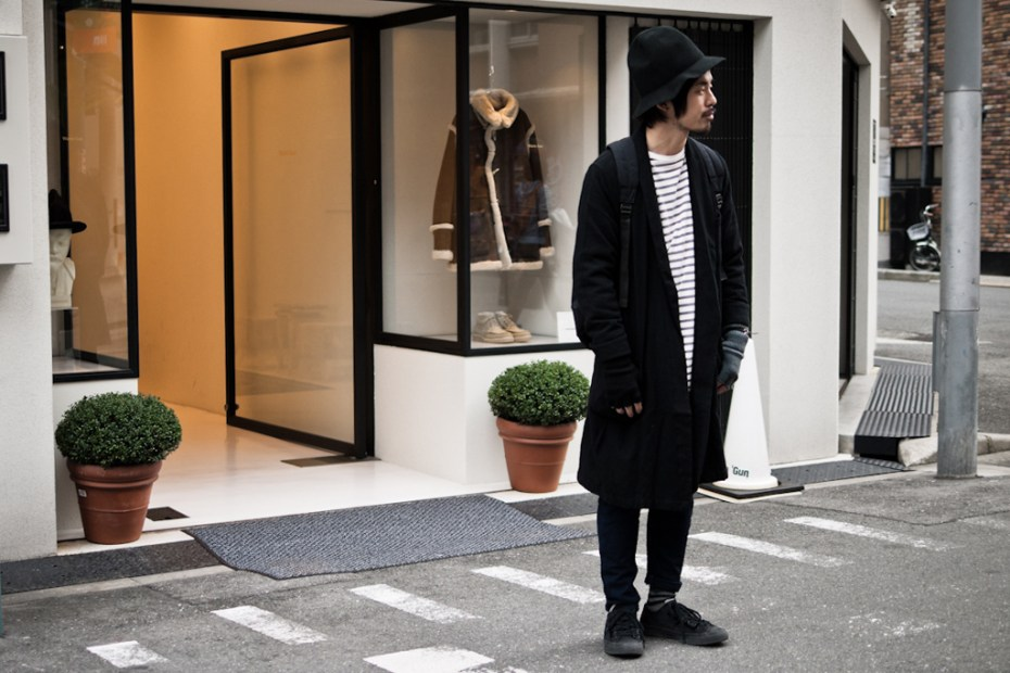 Image of Streetsnaps: Blacks and Greys