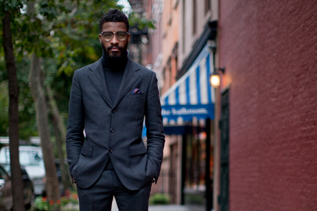 Image of Streetsnaps: Suit Up