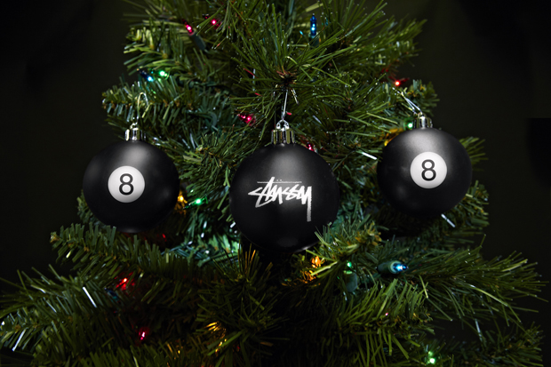 Image of Stussy Christmas Ornament