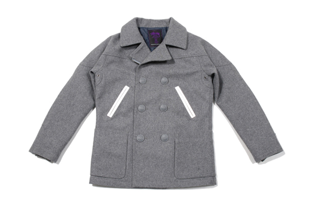 Image of Stussy Deluxe WINDSTOPPER PEA COAT