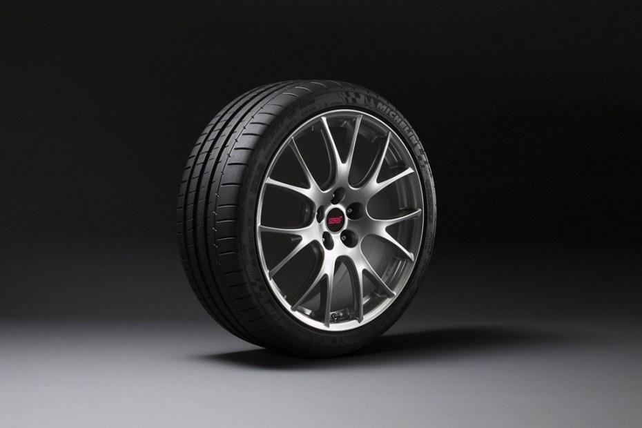 Image of Subaru WRX STI S206