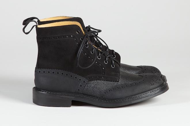 Image of Superdenim x Tricker's 2011 Fall/Winter Capsule Collection