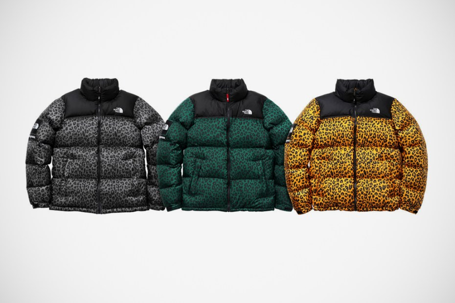 Image of Supreme x The North Face 2011 Capsule Collection