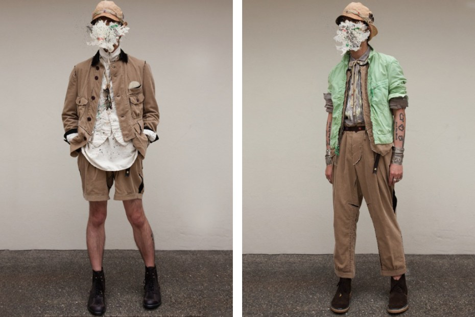 Image of TAKAHIROMIYASHITA TheSololst. 2012 Spring/Summer Collection