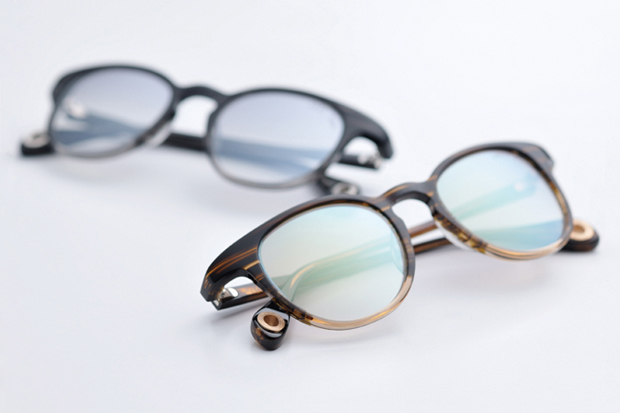 Image of TAKAHIROMIYASHITA TheSololst. x Oliver Peoples 2011 Capsule Collection