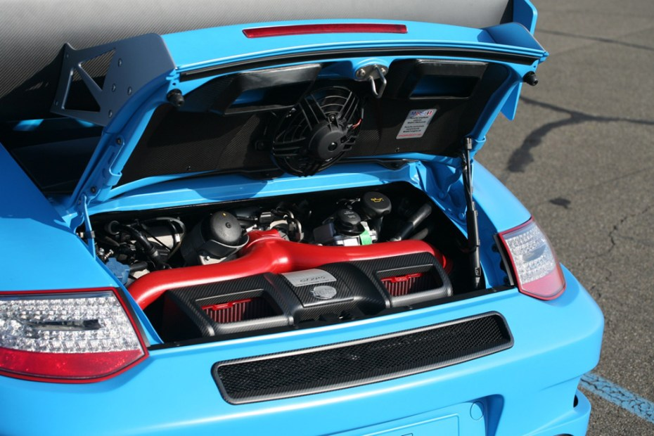 Image of TechArt Porsche GTStreet RS