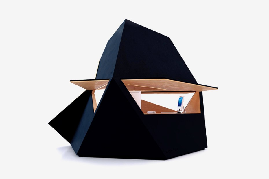 Image of tetra shed Modular Garden Office