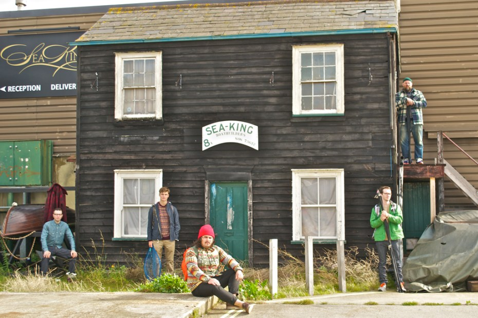 Image of The Buttery Store 2011 Fall/Winter Lookbook