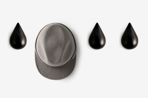 Image of The Dropit Hook by Asshoff & Brogard for Normann Copenhagen