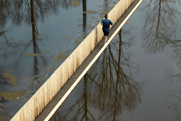 Image of The Invisible Bridge by RO&AD Architects