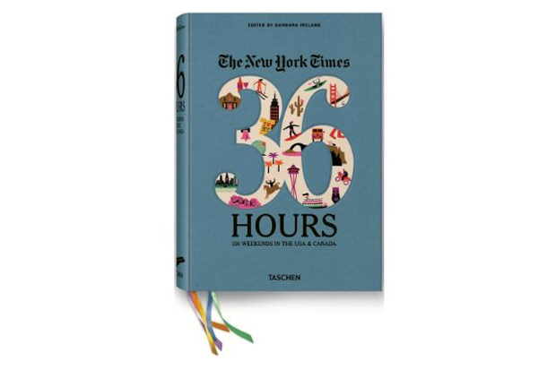 Image of The New York Times, 36 Hours: 150 Weekends in the USA & Canada Book