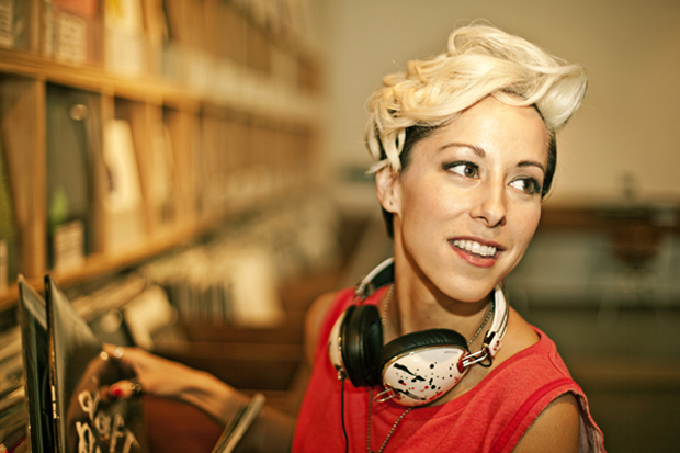 Image of The Ting Tings x Skullcandy Roc Nation Aviator Headphones