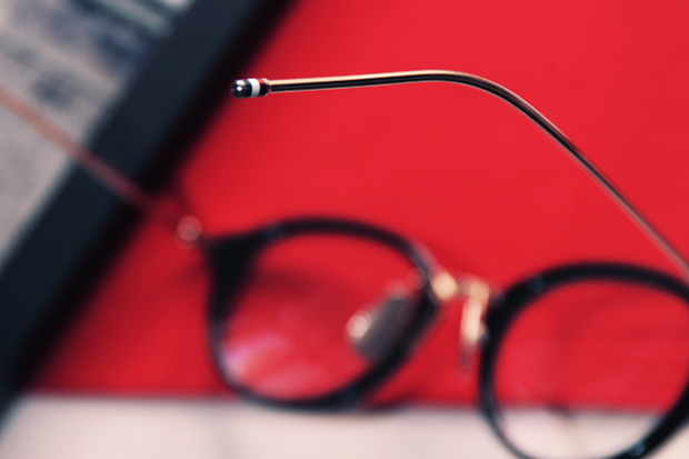 Image of Thom Browne x Dita 2011 Fall/Winter Eyewear