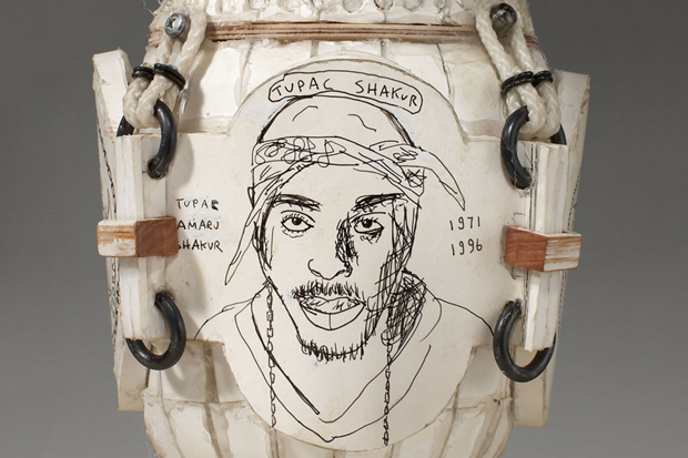 "Image of Tom Sachs ""WORK"" Exhibition @ Sperone Westwater Gallery"
