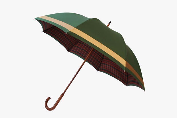 "Image of Transport for London x London Undercover ""The Green Line"" Umbrella"