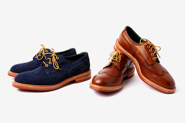 Image of Tricker's for SCOUT Capsule Collection