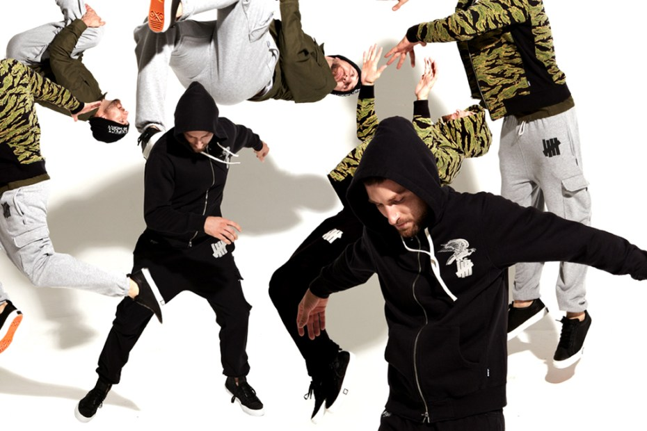 "Image of Undefeated 2011 Holiday ""Expect No Mercy"" Collection Lookbook"