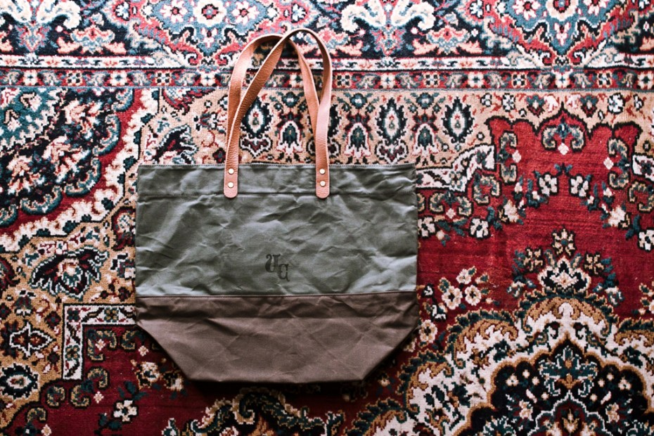 Image of UNDERCOVER 2011 Fall/Winter Tote Bag