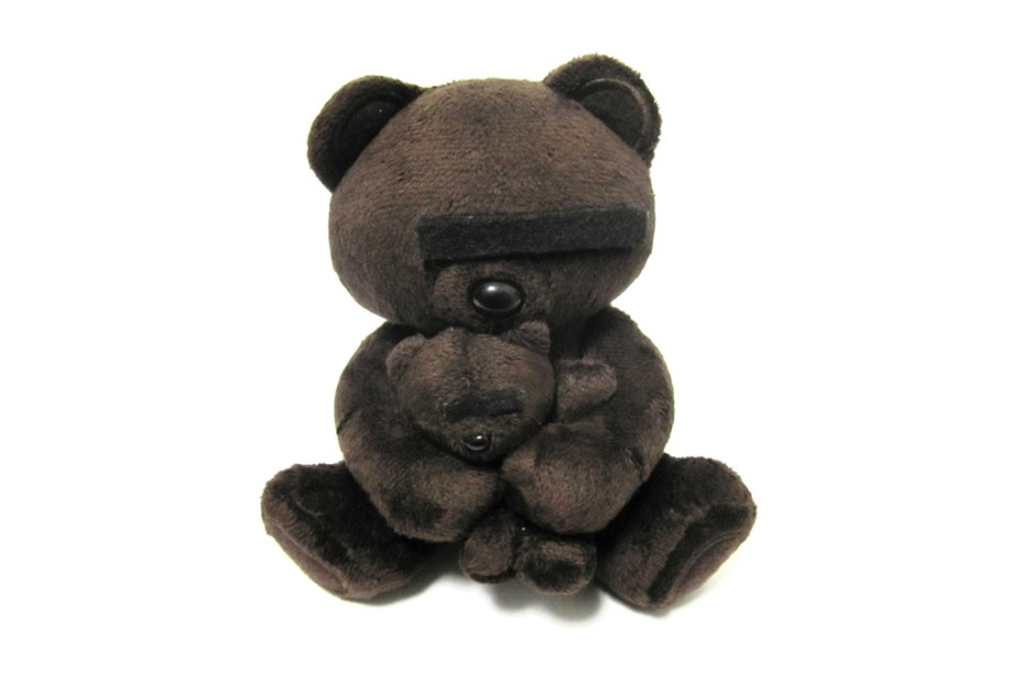 Image of UNDERCOVER Bear Plush Toy