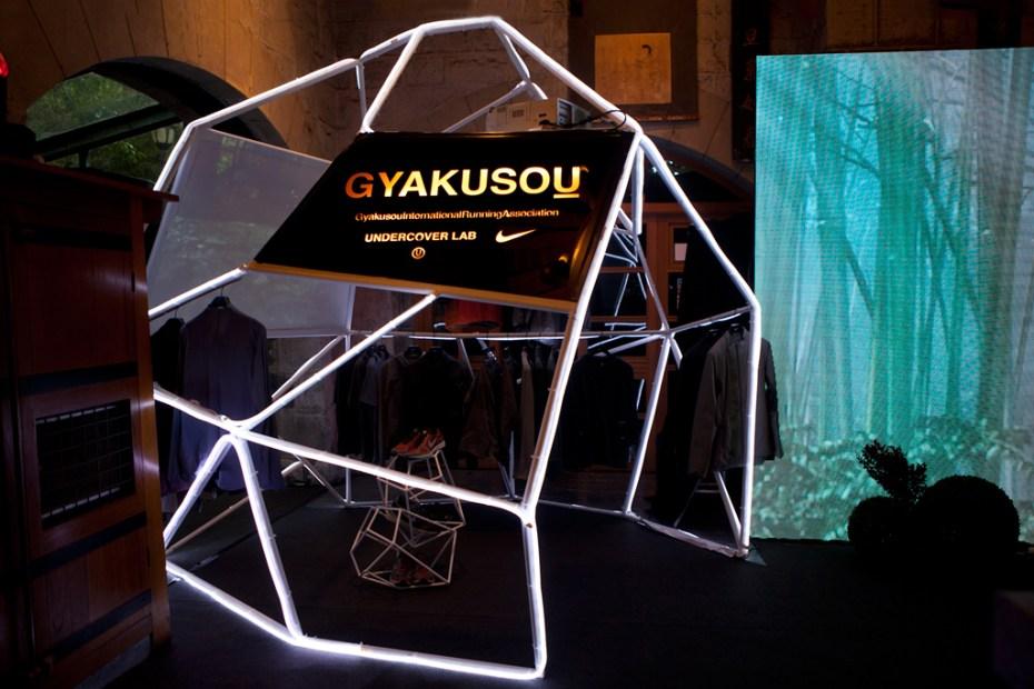 Image of UNDERCOVER x Nike GYAKUSOU Hong Kong Launch Recap