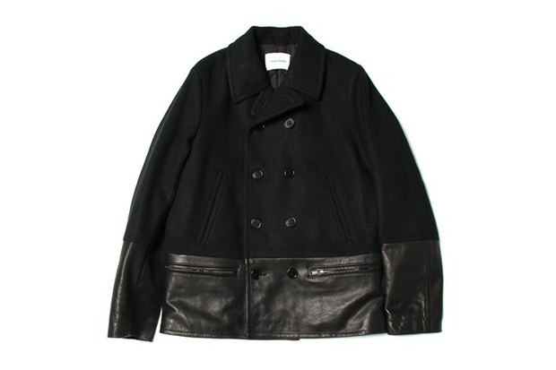 Image of UNDERCOVERISM H4306-1 Pea Coat Jacket
