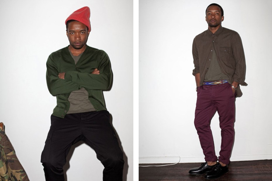 Image of Unis 2011 Fall/Winter Lookbook