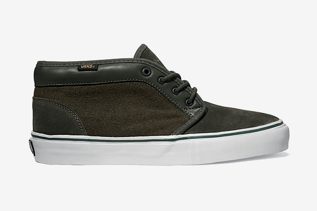 Image of Vans 2011 Holiday Chukka Pro