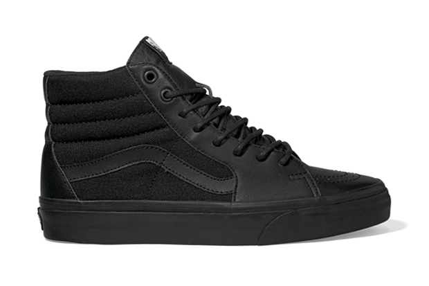 "Image of Vans Classic 2011 Holiday Sk8-Hi ""Tech Pack"""