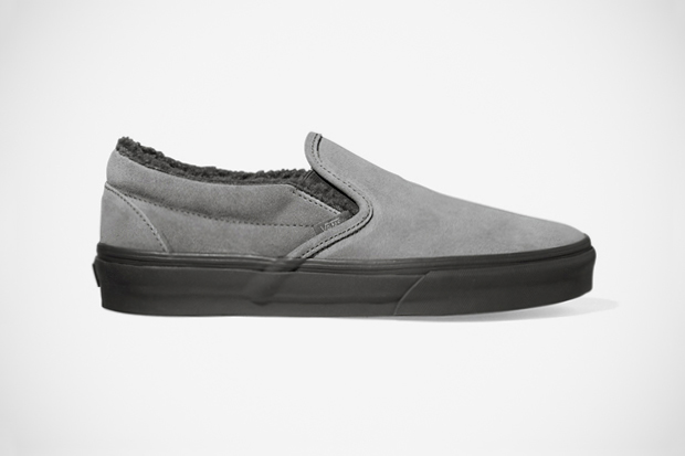 "Image of Vans Classics Slip-On ""Sherpa"""