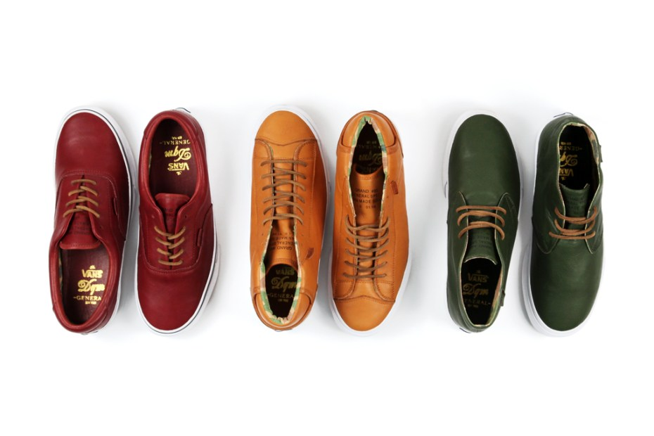 Image of Vans DQM 2011 First Footwear Pack