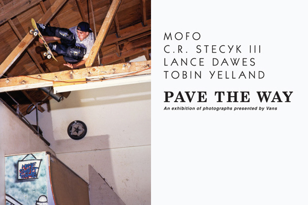 Image of Vans & DQM present Pave The Way: A Photo Exhibition