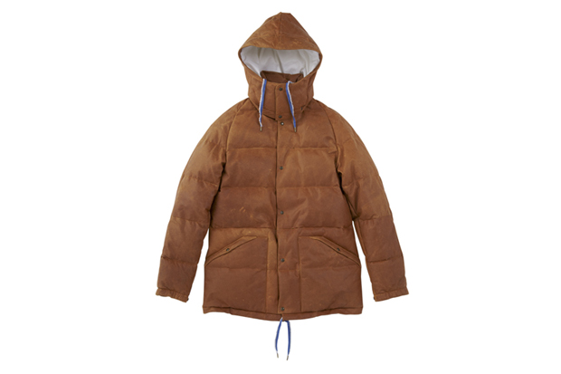 Image of visvim 2011 Fall/Winter ADVENTURA DOWN JACKET