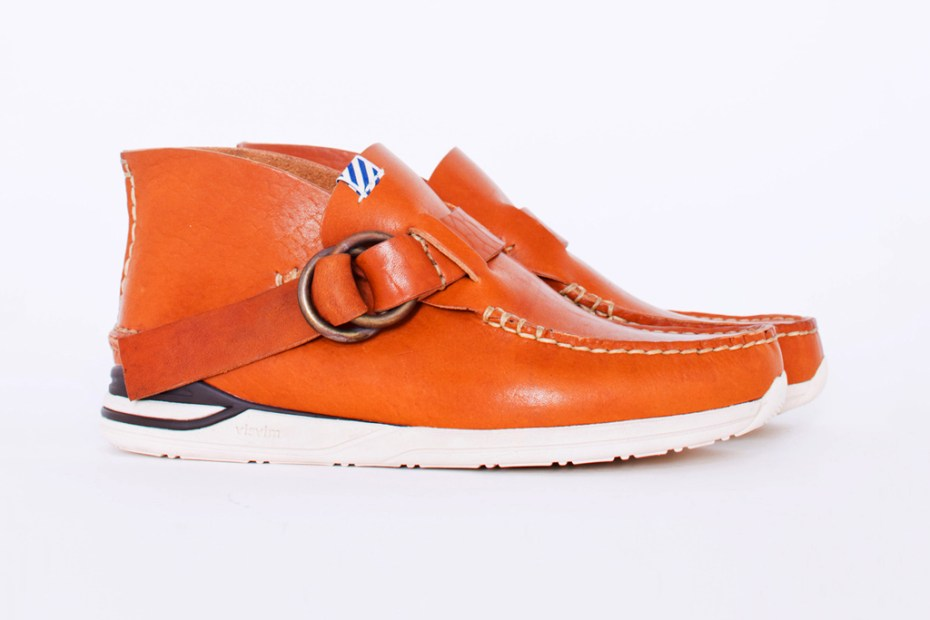 Image of visvim Folk Double Ring Skynyrd Caramel