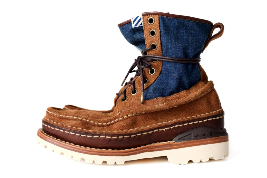Image of visvim GRIZZLY BOOTS MID-FOLK