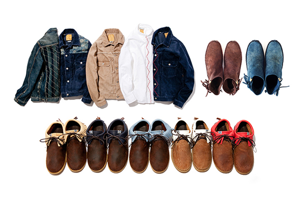 Image of visvim Study and Practice Exhibition Product Releases Vol. 1